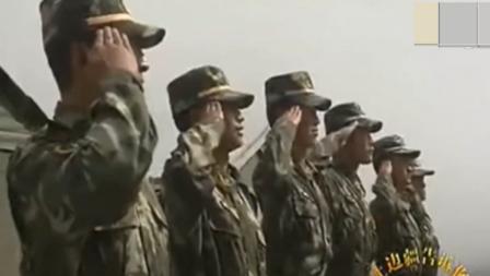 央视记者含泪采访边防战士