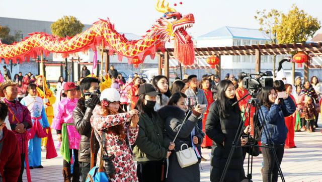 襄阳:网络媒体新春走基层活动启动