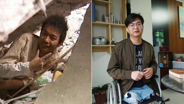 十年后,回望汶川地震那些难忘的面孔