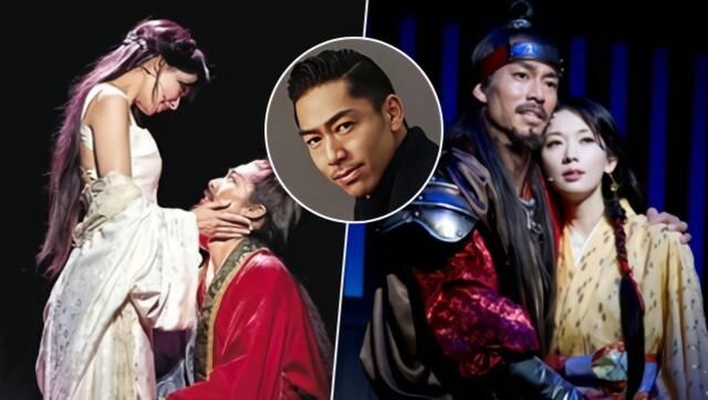 林志玲与老公8年前就眉目传情