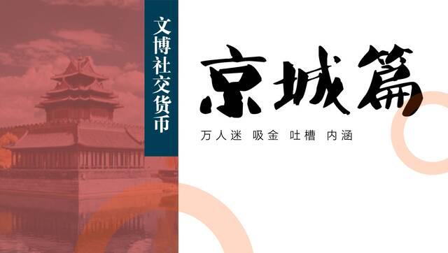 文博社交货币面面观:京城篇丨文化风向标