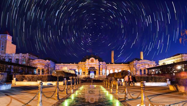百年历史的见证 哈尔滨香坊火车站
