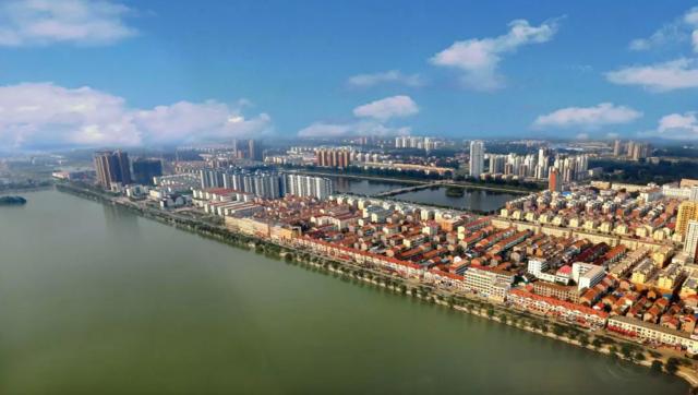 河南睢县:这座城不仅有诗和远方 还有情怀