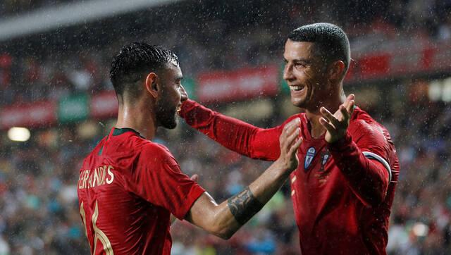 热身-新星梅开二度 葡萄牙3-0完胜