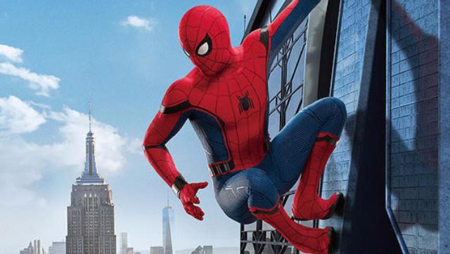 [视频]《蜘蛛侠:英雄归来》前4分钟曝光