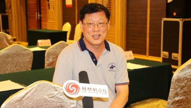 中国音协管乐协会副主席兼秘书长姜斯文接受采访