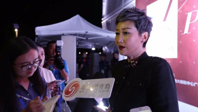 设计师MaggieYao接受凤凰网青岛采访