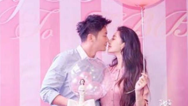 李晨向范冰冰求婚 两人甜蜜亲吻