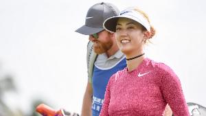 LPGA蓝湾大师赛次轮精彩集锦