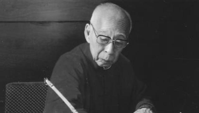 国学泰斗饶宗颐逝世 享年101岁
