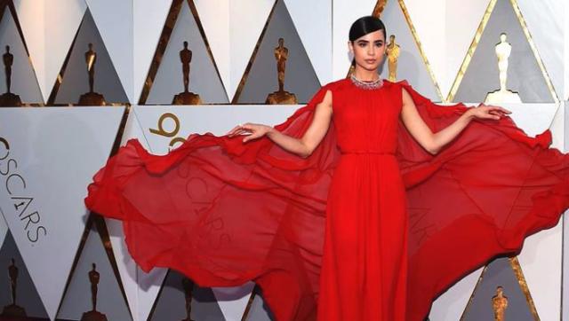 红毯群星闪耀 女星华丽性感大比拼