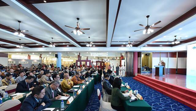 直击:第二届海峡两岸佛医论坛