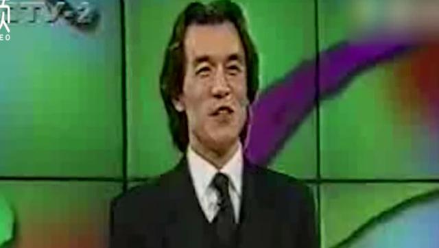 90秒回顾央视前主持李咏职业生涯