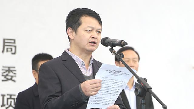 重庆交运集团副总经理李行志