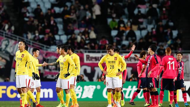 亚冠-阿兰错失良机 恒大0-0大阪樱花