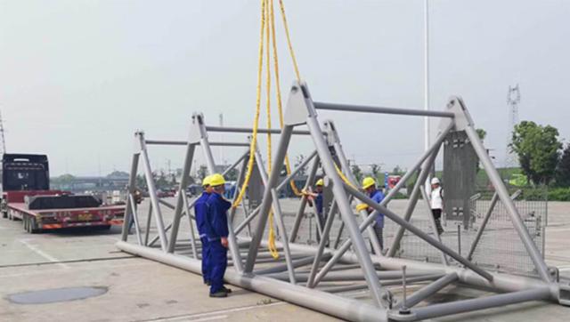 """长沙国际工程机械展览会""""神器"""""""