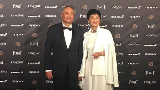 视频-李安接棒张艾嘉担任金马主席:想了两个月才接受邀请
