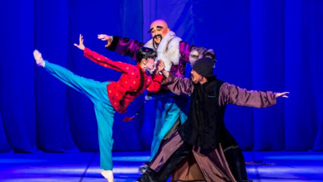 《白毛女》登陆北京舞台