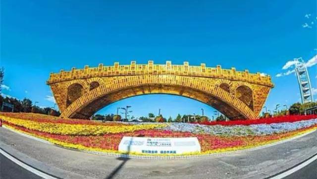 一组图穿越北京这5年