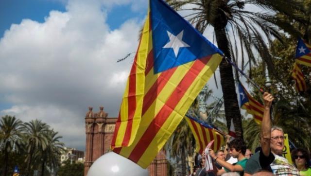 西班牙加泰罗尼亚阻止4000军警入城