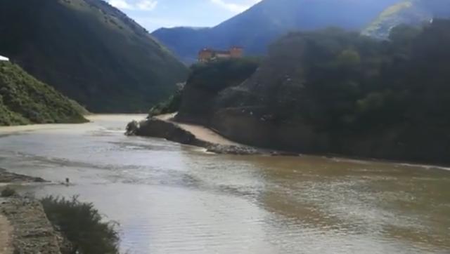彭清华尹力对金沙江白格堰塞湖抢险应急处置工作作出批示