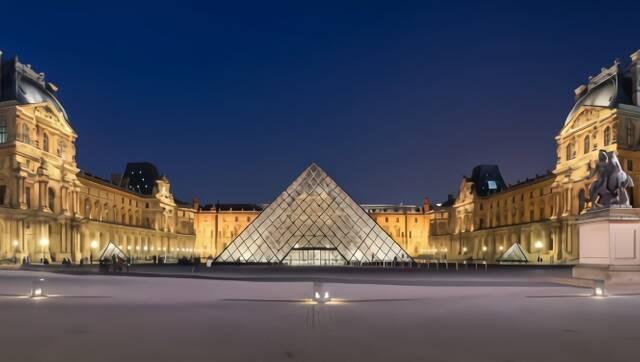 贝聿铭著名建筑作品
