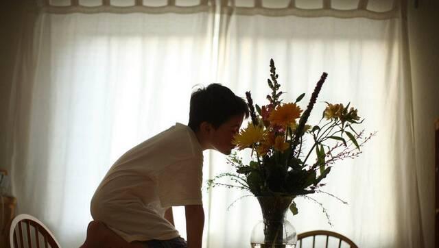 父亲拍自闭症儿子:与众不同是你的财富