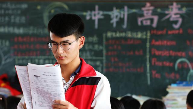 河南:高考冲刺进行时