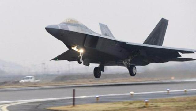 230架战机:美韩最大规模空中军演