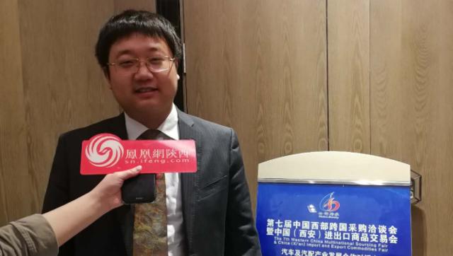 陕西汽车工程学会副秘书长陈轶嵩接受凤凰网陕西专访