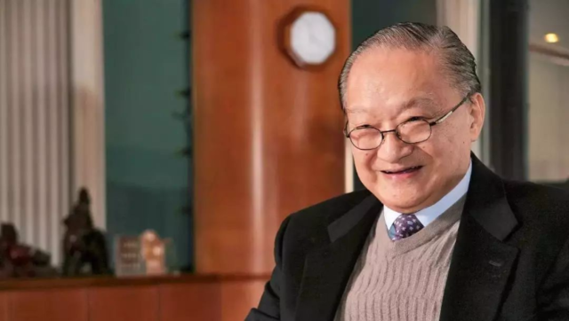 一代武侠小说泰斗金庸去世,享年94岁