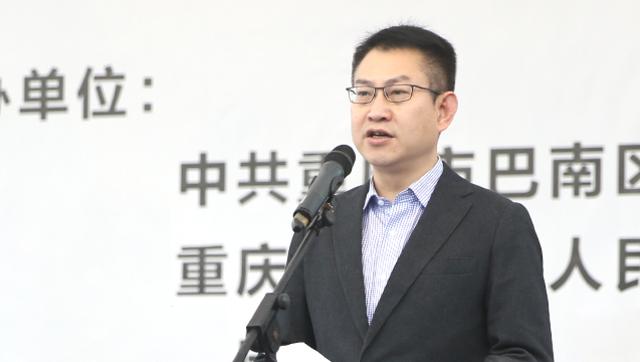 重庆中新项目管理局副局长孙熙勇
