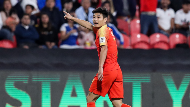 亚洲杯-国足3-0菲律宾 武磊梅开二度