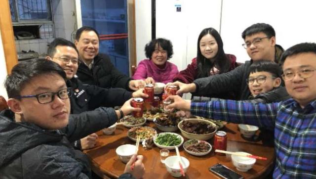 在南昌,这里的年夜饭与众不同