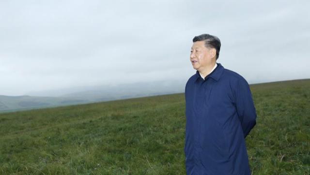 习近平总书记考察生态文明建设回访