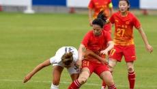 中国八一女足碾压全场 全胜晋级闯入半决赛