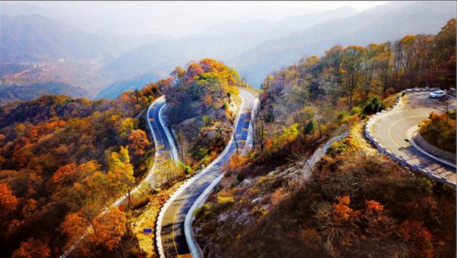 锵锵安徽游|中国红岭公路上的自驾金寨行