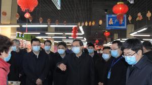 车俊书记赴宁波督查:有力有序推进疫情防控和民生保障