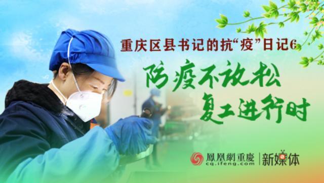 重庆区县书记的抗疫日记(六)