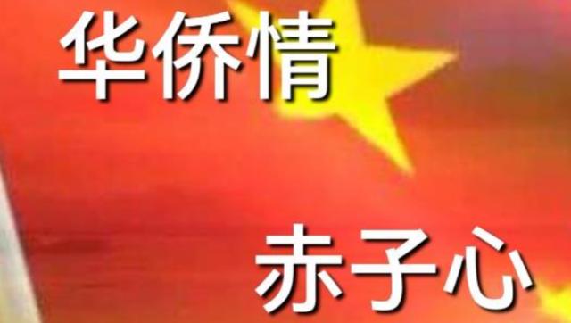 华侨情 赤子心 我们都是中国人