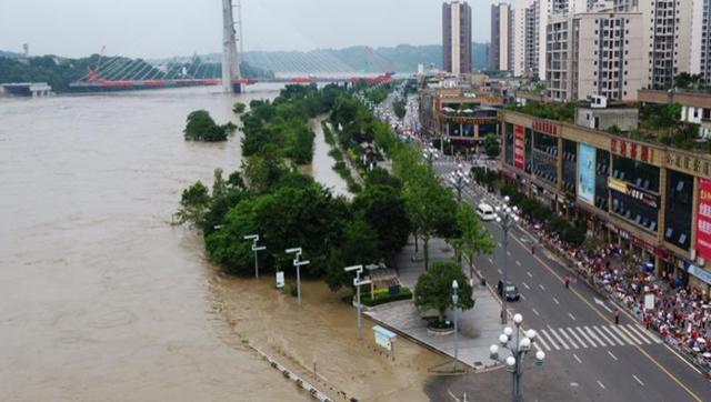 重庆发布江河洪水和山洪灾害Ⅳ级预警