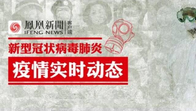武汉新型冠状病毒肺炎疫情动态
