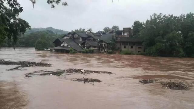 重庆持续发布洪水防御Ⅲ级应急响应