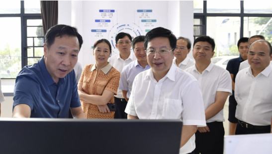 """软件业再出发,胡衡华对这支""""主力军""""提要求、压担子"""