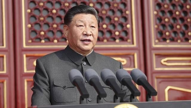 庆祝新中国成立70周年大会隆重举行