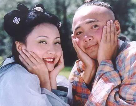 陶虹无奈曾一同参演《图片灿烂猪八戒》.夫妇春光的大全动态表情图片