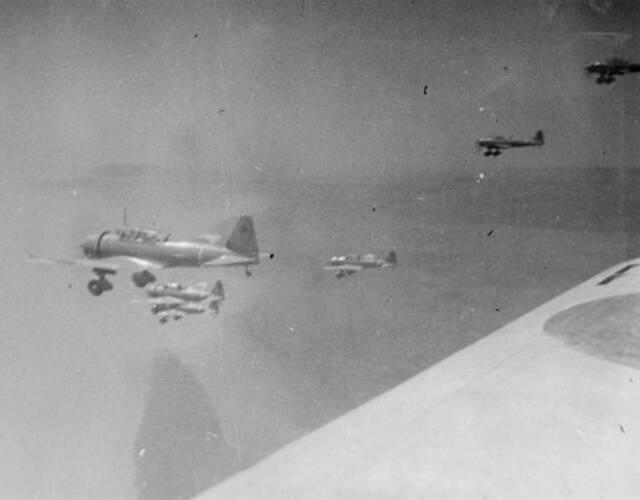1941年9月7日,日军第6师团向湘北大云山守军游击根据地发动扫荡,以掩护其第3、第4、第40师团在新墙河右岸集结。中国军队第4军进行抗击后撤守。