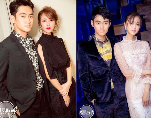 张歆艺曾经和导演杨树鹏有过一段短暂的婚姻,2016年5月与男演员袁弘再婚,俊男靓女的组合颇受时尚圈欢迎,两人常常携手出席时尚活动。