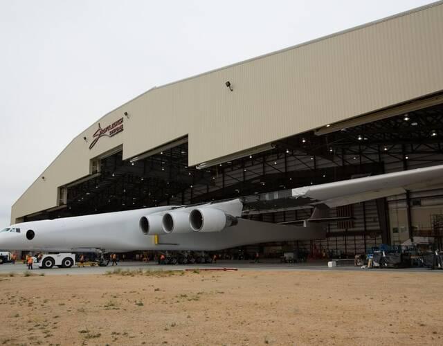 超大型的飞机并非只想