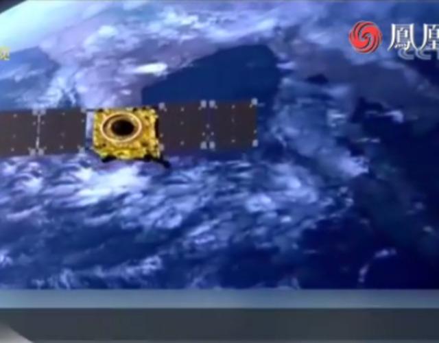 """""""高景一号""""03及04卫星首批传回的高清图片共有六张,包括北京故宫、昆明滇池国际会展中心、海南三亚大东海旅游区、台北市、迪拜国际机场及哈利法塔。"""